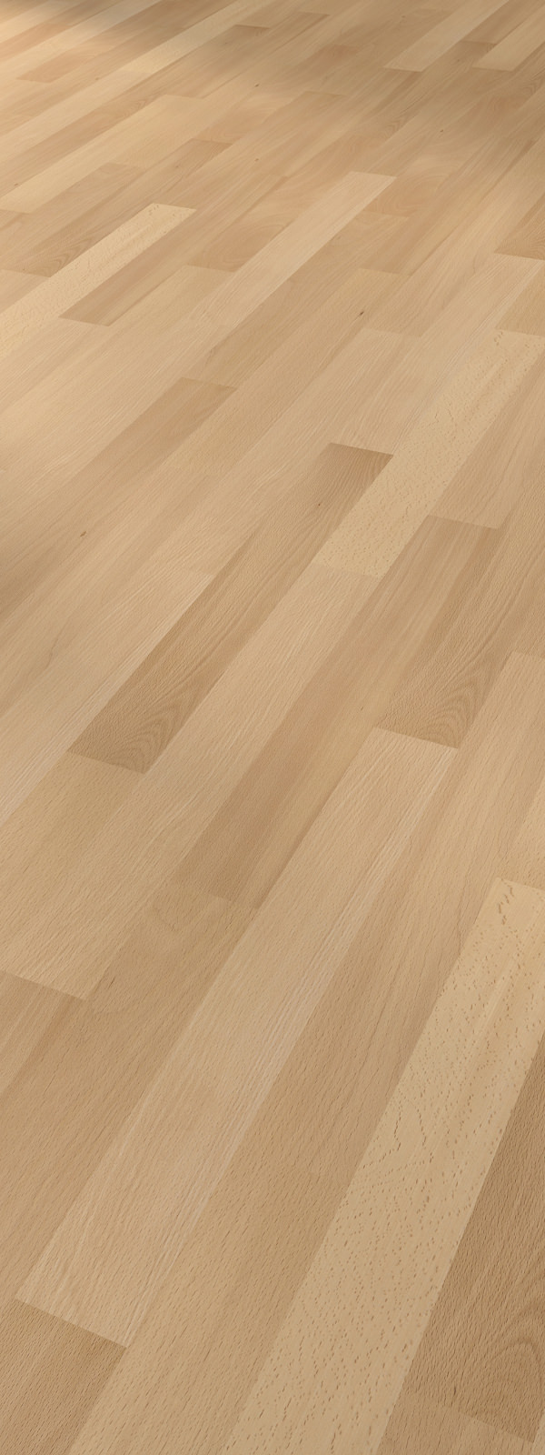 Board PREMIUM FLOOR HERRINGBONE Steamed Beech